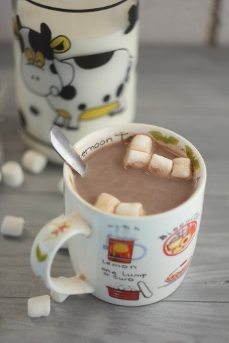 Monday Morning Boost_Hot Chocolate